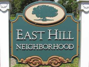 East-Hill-Sign